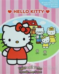 Hello Kitty - Eğlenceli Evim Oyuncaklı Kitap Kutusu (Ciltli)