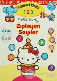Hello Kitty - Zıplayan Sayılar Faaliyet Kitabı 1-2-3