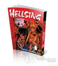 Hellsing 10. Cilt (Ciltli)