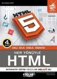 Her Yönüyle HTML