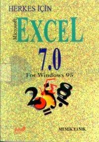 Herkes İçin Microsoft Excel 7.0For Windows 95