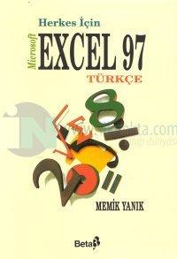 Herkes İçin Microsoft Excel 97 Türkçe Memik Yanık