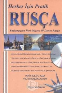 Herkes İçin Pratik Rusça - (CD'li)