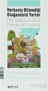 Herkesin Bilmediği Olağanüstü Yerler The Undiscovered Places of Turkey