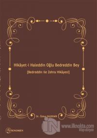 Hikayet-i Haleddin Oğlu Bedreddin Bey