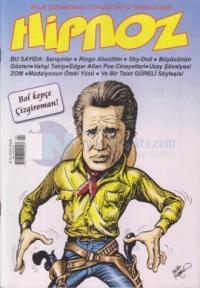Hipnoz Bol Kepçe Çizgi Roman Dergisi Sayı: 2 (Ringo Kapak)