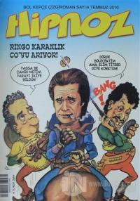 Hipnoz Bol Kepçe Çizgi Roman Dergisi Sayı: 4