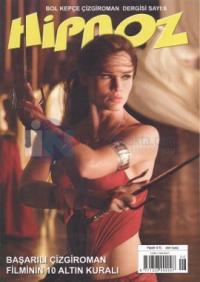 Hipnoz Bol Kepçe Çizgi Roman Dergisi Sayı: 6