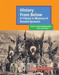 History From Below (Ciltli)