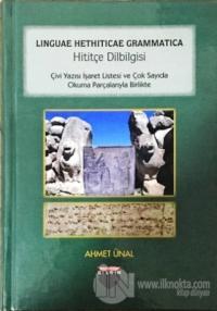 Hititçe Dilbilgisi (Ciltli)