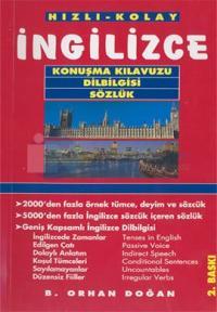 Hızlı & Kolay İngilizce Konuşma Kılavuzu Dilbilgisi Sözlük