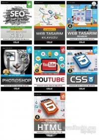 Hızlı ve Kolay Web Tasarım Seti (7 Kitap Takım)