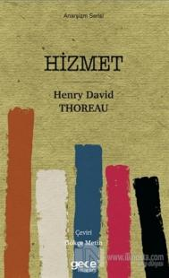 Hizmet Henry David Thoreau