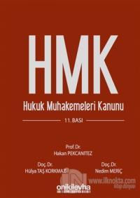 HMK - Hukuk Muhakemeleri Kanunu (Ciltli)