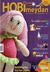 Hobimeydan Dergisi Sayı: 1