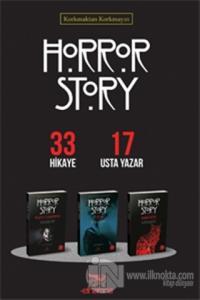 Horror Story - Özel Kutu Set (3 Kitap)