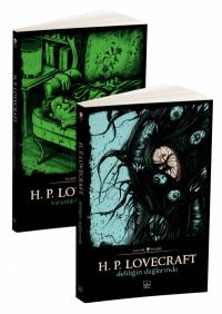 Howard Phillips Lovecraft 2 Kitap Takım