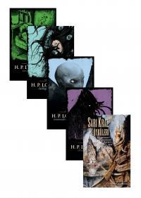 Howard Phillips Lovecraft 5 Kitap Takım