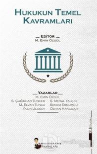 Hukukun Temel Kavramları %5 indirimli Mehmet Emin Özgül