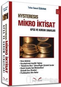 Hysteresis Mikro İktisat KPSS ve Kurum Sınavları %10 indirimli Tufan S