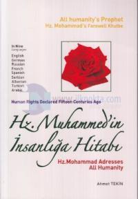 Hz. Muhammed'in İnsanlığa Hitabı