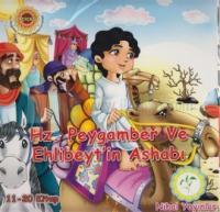 Hz. Peygamber ve Ehlibeyt'in Ashabı (11-20 Kitap Takım)