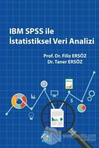 IBM SPSS ile İstatistiksel Veri Analizi
