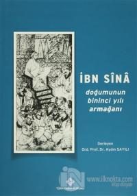 İbn Sina Doğumunun Bininci Yılı Armağanı (Ciltli)