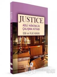 İcra ve İflas Hukuku - Justice Adli Hakimlik Çalışma Kitabı
