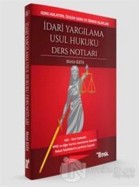 İdari Yargılama Usul Hukuku Ders Notları