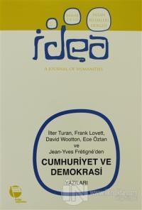 İdea Sayı Cilt:2 Sayı: 1 İnsan Bilimleri Dergisi / A Journal Of Humanities