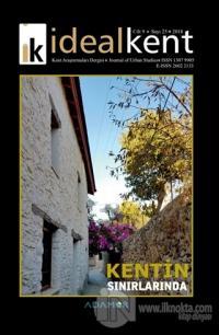 İdeal Kent - Kent Araştırmaları Dergisi Sayı: 25