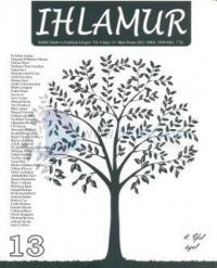 Ihlamur Dergisi Sayı 13 - Dosya: 4. Yıl Özel Sayı
