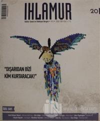 Ihlamur Dergisi Sayı: 20