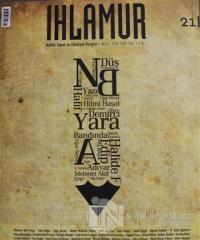 Ihlamur Dergisi Sayı: 21