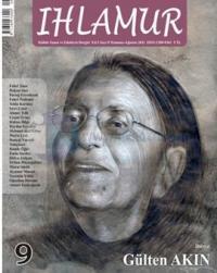 Ihlamur Dergisi Sayı: 9 Gülten Akın Özel Sayısı