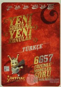 İhtiyaç 2014 KPSS Türkçe Genel Yetenek Genel Kültür Modüler Soru Banka