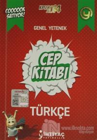 İhtiyaç KPSS 2014 Genel Yetenek - Genel Kültür Cep Kitabı Seti (5 Kitap Takım)