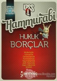 İhtiyaç KPSS A Gurubu Hammurabi Hukuk Anayasa ( 7 Kitap )