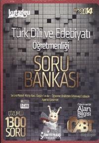 İhtiyaç ÖABT 2014 Türk Dili ve Edebiyatı Öğretmenliği Soru Bankası