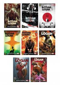İhtiyar Logan 8 Kitap Takım