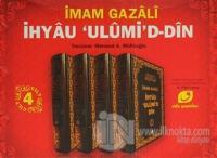 İhyau 'Ulumi'd-Din (4 Cilt Takım - Kutulu) (Ciltli)
