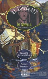 İki Novella - Inssmouth Üzerindeki Gölge Zamanın Uçurumunda
