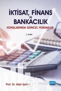 İktisat, Finans ve Bankacılık