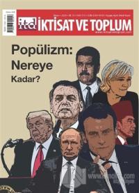 İktisat ve Toplum Dergisi Sayı: 115 Mayıs 2020