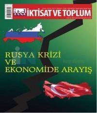 İktisat ve Toplum Dergisi Sayı: 63