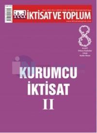 İktisat ve Toplum Dergisi Sayı: 65