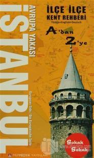İlçe İlçe İstanbul Kent Rehberi (2 Cilt Takım)