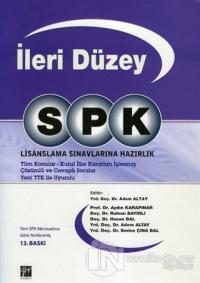 İleri Düzey SPK Lisanslama Sınavlarına Hazırlık