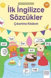 İlk İngilizce Sözcükler Çıkartma Kitabım - Okula Hazırlanıyorum Kolekt
